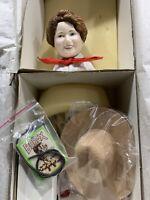 """""""Borax Doll"""" by Franklin Heirloom Dolla"""