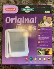 PetSafe Staywell Original 2 Way Large Pet Door White