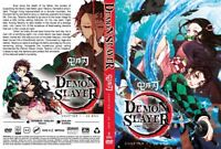 Demon Slayer: Kimetsu no Yaiba (VOL.1 - 26 End)  ~ All Region ~ English Version