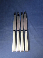 SET OF FOUR - Oneida Stainless  Flatware  FROST Steak Knives NEW