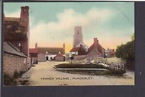 Norfolk - Mundesley Trunch Village 1913 postcard (21265)