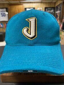Jacksonville Jaguars Nike Fitted Hat Teal NFL 7 1/8 RARE!