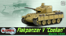 "DRAGON ARMOUR 1/72 MILITAIRE TANK CHAR Flakpanzer V ""Coelian""  Berlin 1945 60590"