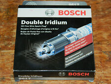 (4) BOSCH 9617 DOUBLE IRIDIUM SPARK PLUG FOR ENCLAVE ESCAPE FUSION STS CAVALIER