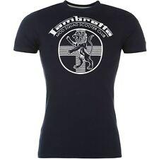 Lambretta Branded Retro England MOD Squad Mens Cotton T.Shirt rrp £25 LARGE