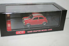 1/43 ACE MODEL CARS KEVIN LUCAS'S UK BODY  BUCKLE MINI MONACO RED LOOKS AWESOME