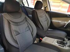 Sitzbezüge Schonbezüge für BMW X1 schwarz-grau NO2260437 Set