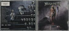 Megadeth - Countdown to Extinction CD 1992 CAPITOL VG