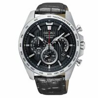 NEW SEIKO SSB305 SSB305P1 SSB305P CHRONOGRAPH WATCH - 2 YEARS WARRANTY