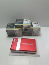 Polaroid CZA-10011BMobile Thermal Printer B (UNIT ONLY)With Photo Paper X 70(F1)