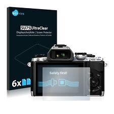 6x Film Protection écran pour Olympus OM-D E-M10 Protecteur