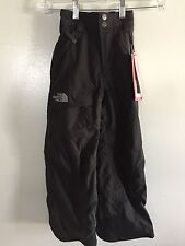 North Face Hyvent Ski Pants - Girl's Extra Small - Black - Ski Pants - NEW