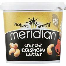 Meridian Burro di anacardi-Croccante - 1kg - 89262