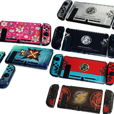 Ultra Thin Dockable Case Cover Shell for Nintendo Switch Monster Hunter Airu