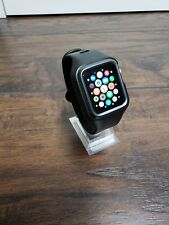 Apple Watch Series 3 38mm Space  Aluminium Case with clayco  band  GPS