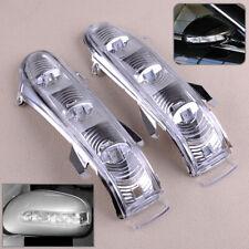 Links Rechts LED Spiegel Blinker Rückspiegel Lampe Fit Für Benz W215 W220 tp