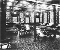 Photo: RMS Titanic Interior: The Turkish Baths: View 1