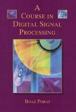 A Course in Digital Signal Processing -, , Porat, Boaz, Good, 1997-01-01,