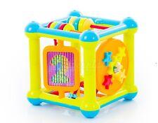 Motorikwürfel Spielcenter KP8528 Activcenter  Babyspielzeug Spielwürfel NEU