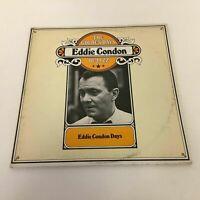 Eddie Condon : The Golden Days Of Jazz