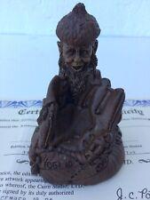 Yogi S-T-R 1991~Tom Clark Gnome~Cairn Studio ~Ed #37 Collectible Hand Cast Coa