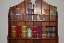 Tupperware Plastic Food Storage Solutions