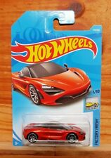 Hot Wheels 2018 FACTORY FRESH 1/10 McLAREN 720S 178/365 LONG CARD (A+/A)