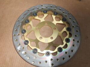 Spiegler Bremsscheibe fürs Vorderrad für Kawasaki Honda usw