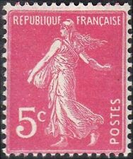 France num Yvert 278B ** MNH Semeuse Année 1932