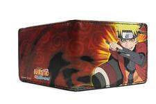 Naruto Shippuuden Sage Mode Bifold Wallet NEW