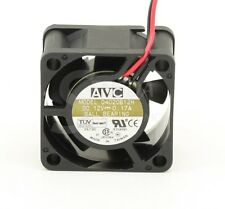 AVC D4020B12H 4020 4cm 40mm 0.17A 2 pin DC 12V case silent cooling fans quiet
