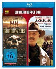 2 Western Filme BLU-RAY - The Burrowers & Todesritt nach Jericho - Patrick Bergi
