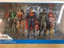 Dc Icons Justice League Rebirth Batman