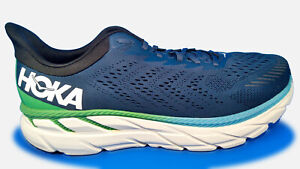 HOKA ONE ONE Clifton 7 Men's Comfort Cushioned Athletic Sneakers Size 14 Wide