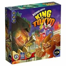 Worldwise Imports Ie51032 King of Tokyo by IELLO