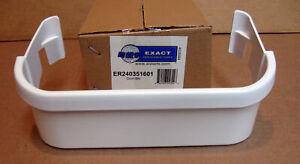 240351601 for Electrolux Refrigerator Freezer Door Bin Shelf White AP2115974