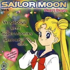 Sailor Moon-Heart Beats (1999) 05:Loona, Vengaboys, Gil, Blümchen, Echt, .. [CD]
