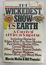 The Wickedest Show On Earth 1st Edition Muller Pronzini 1985