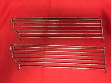 """15""""Deep x 3 1/2""""Height Wire Binning Sides lot of 10"""