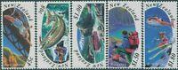 New Zealand 1994 SG1777-1782 Tourism set MNH