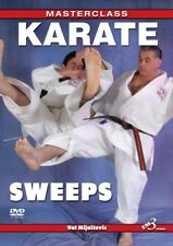 Karate Sweeping Techniques - By Shihan Val Mijailovic
