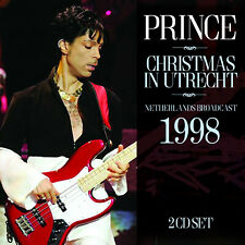 PRINCE New Sealed 2020 NOTORIOUS LIVE 1998 NETHERLANDS CONCERT 2 CD SET