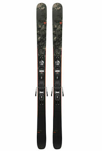2022 Rossignol Black Ops Smasher all mountain ski- complete with system bindings