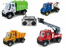 Auswahl Mini Truck Kipper 1:64 2,4GHz, Feuwerwehr, Müllabfuhr, Abschleppwagen