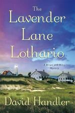 The Lavender Lane Lothario: A Berger and Mitry Mystery (Berger and-ExLibrary