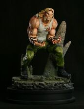 Bowen Designs Sabretooth Street Clothes Full Size Statue Factory Seal Exclusive