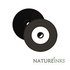 10 Mediarange Schwarz Unten Vinyl CD-R weiß Druckfertig CD-Rohling 52x 700MB