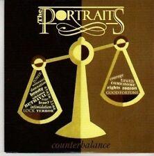 (DA659) The Portraits, Counterbalance - DJ CD