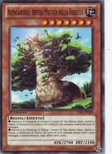 3x Alpacaribou, Bestia Mitica della Foresta YU-GI-OH! LVAL-IT095 Ita COMMON 1 Ed