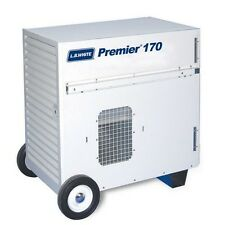 Lb White Premier 170Df Dual Fuel Ductable Tent/Construction Heater, Ng or Lp